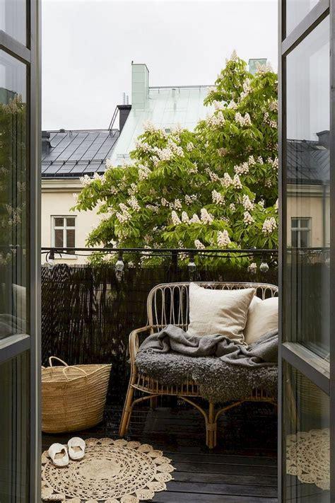 75+ Comfy Small Apartment Balcony Decor Ideas on A Budget
