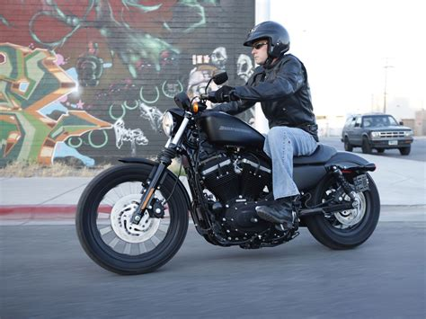 Harley Davidson Iron 1200 Picture by 2010 Harley Davidson Sportster Xl883n Iron 883 Pictures