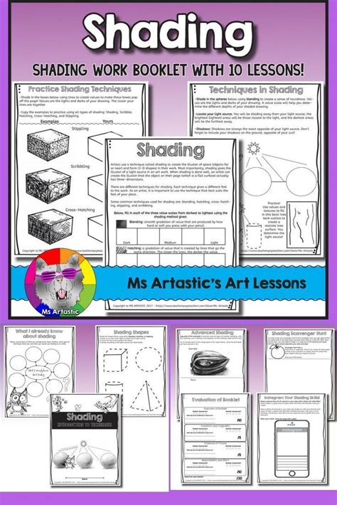 best 25 visual lessons ideas on school of