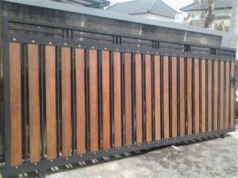 jual pagar kayu ulin polos  lapak pagar ulin kalimantan