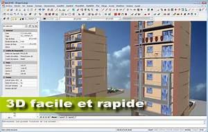 Logiciel Architecture Gratuit Simple : logiciel 3d architecture l 39 impression 3d ~ Premium-room.com Idées de Décoration