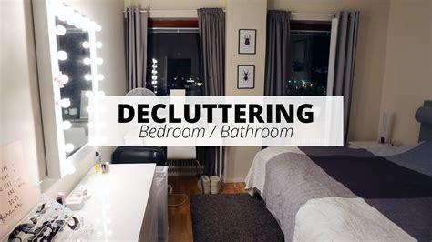 Life Decluttering Ep 2 · Bedroom & Bathroom  Youtube