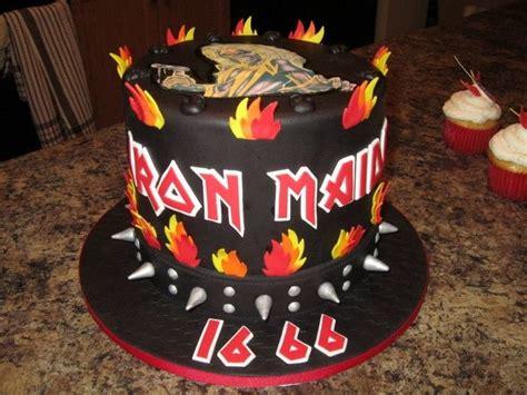 images  rock metal cakes   pinterest