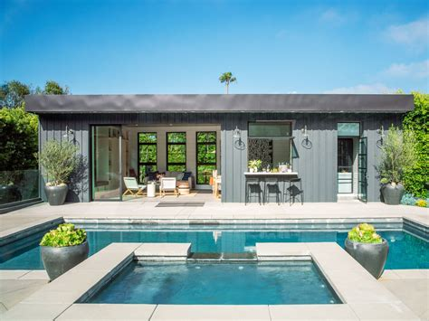 How to Design a Show Stopping Pool House Sunset Magazine