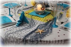 Decoration Theme Mer A Faire Soi Meme : decorations anniversaire 50 ans dans les les ~ Preciouscoupons.com Idées de Décoration