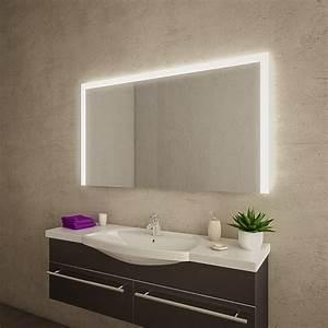 Wc Spiegel Mit Beleuchtung : santa cruz spiegel mit beleuchtung online kaufen ~ Frokenaadalensverden.com Haus und Dekorationen