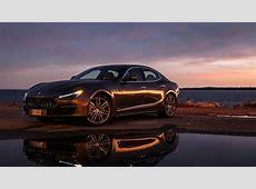 2018 Maserati Ghibli GranLusso Wallpapers & HD Images