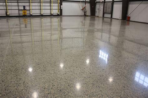 San Antonio Polished Concrete