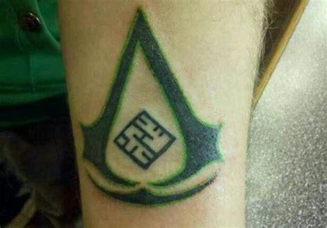 30+ Unique Assassins Creed Tattoos