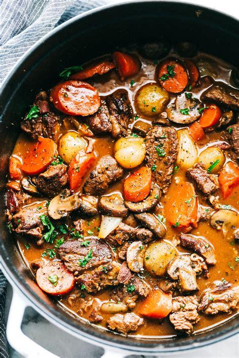 best ever beef bourguignon the recipe critic