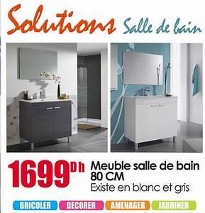solution salle de bain chez mr bricolage novembre 2017 With meuble salle de bain chez mr bricolage