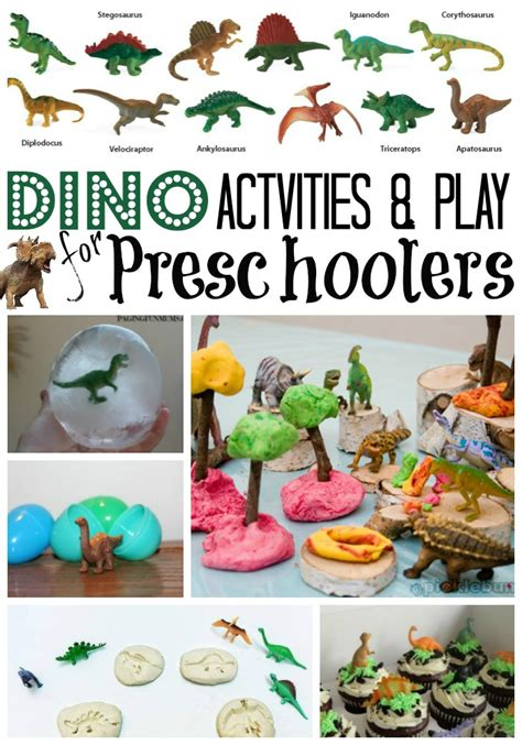 dinosaur activities for preschool at the zoo 806 | Dinosaur Activities for Preschoolers