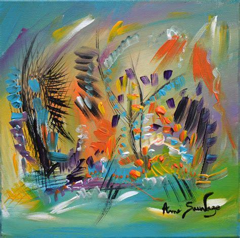 peinture moderne abstraite fleurs la peinture abstraite de l artiste peintre contemporaine ame sauvage