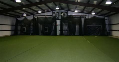 Deck Batting Cages Nj by Indoor Batting Cages For Sale Indoor Hitting Facility