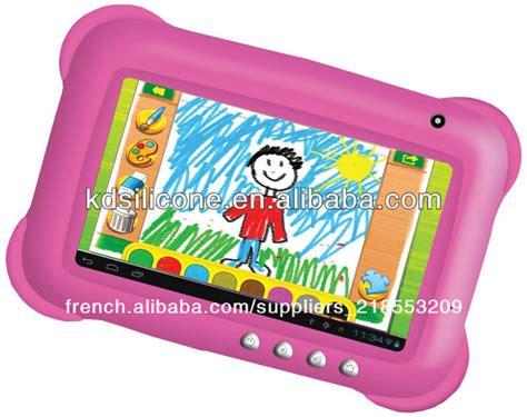 silicone housse de protection pour les enfants chocs enfants tablet cas de 7 pouces tablet pc