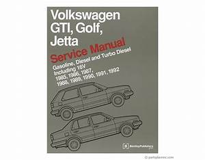 Vw Mk2 Jetta  U0026 Golf Bentley Manual