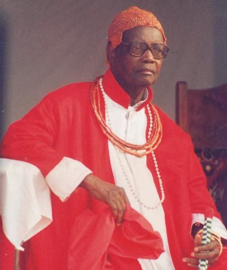 Nairaland's Compedium Of Traditional Rulers In Nigeria