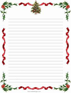 Holiday stationery paper click on an image to view for Christmas letter stationary