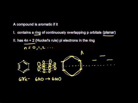 aromatic stability  video khan academy