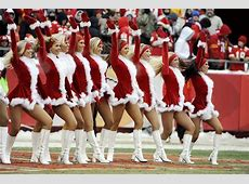 NFL Cheerleaders Merry Christmas and Happy Holidays! Page 3