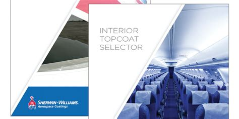 sherwin williams aerospace paint colors extended coatings color program launched aircraft interiors international
