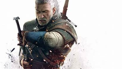 Witcher 4k Geralt Wallpapers Hunt Desktop Wild