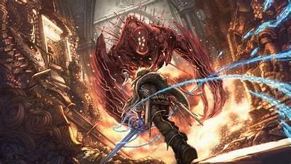 Fantasy Anime Story Last Wallpapers Desktop Backgrounds