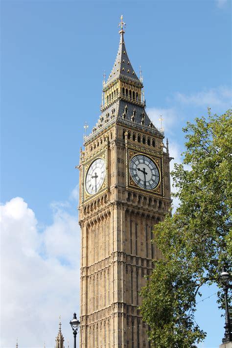 stock photo  big ben church clock