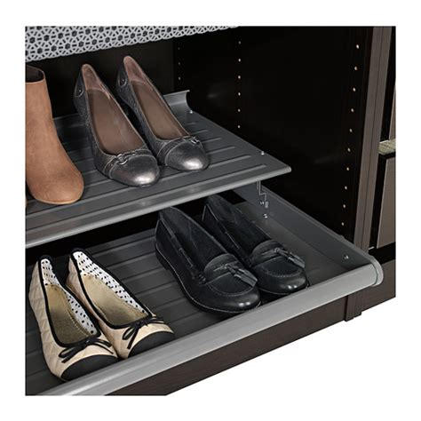 Tiroir Chaussures Coulissant Etagre Chaussures Range Chaussures Coulissant Ikea