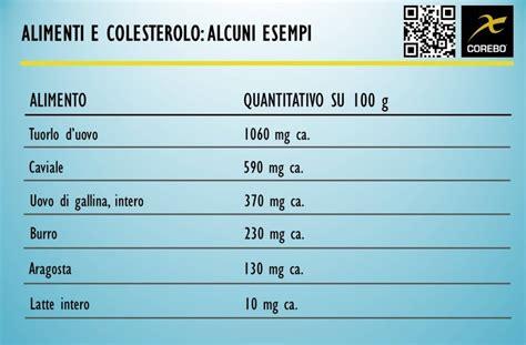 colesterolo alimenti il colesterolo guida informativa e il suo ruolo per la