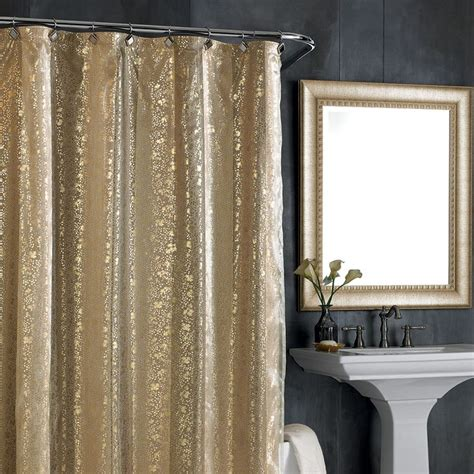 Gold And White Curtains Uk by Best 25 Gold Shower Curtain Ideas On Gold