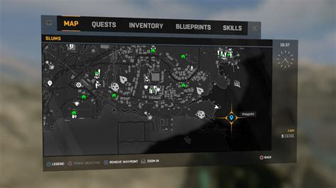 dying light where to find expcalibur sword and blueprint