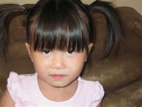 1000+ Ideas About Little Girl Bangs On Pinterest