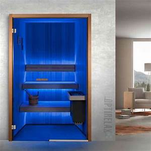 Sauna Mit Glasfront : sauna clean one glasfront cm ov optirelax ~ Michelbontemps.com Haus und Dekorationen