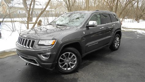 grey jeep grand cherokee 2015 road test review 2015 jeep grand cherokee limited 4x4