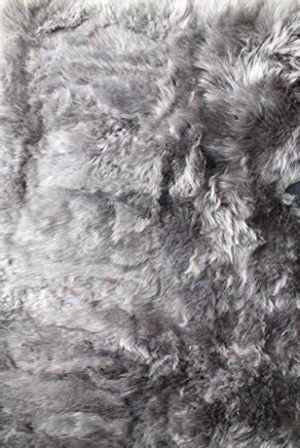 Naturasan Designer Schafsfell Lammfell Teppich Decke
