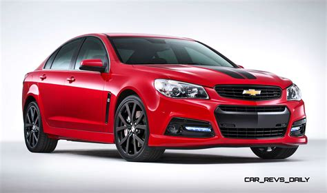 Chevrolet Car : Chevrolet Sema Cars Lineup Includes Blacked-out Impala, Ss