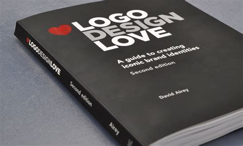 logo design love  edition   book  david airey