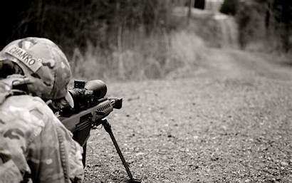 Military Sniper Camo Soldiers Scope Rifle Guns