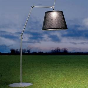 Artemide tolomeo mega outdoor floor lamp modern planet for Artemide outdoor floor lamp