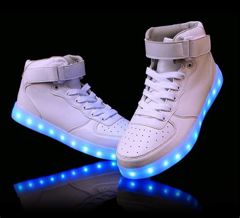 mens light up shoes colorful basket led shoes 2016 for adults mens led