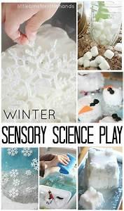 10 winter sensory table ideas bins for