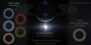 Planets With Rings images