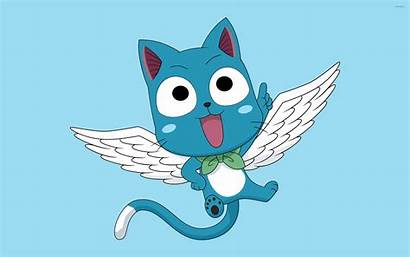Fairy Tail Happy Anime Wallpapers Characters Manga