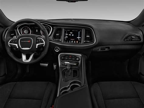 image  dodge challenger rt scat pack coupe dashboard