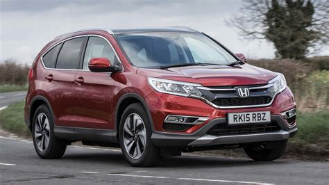 Reviews Of 2017 Honda Crv by 2017 Honda Cr V Review