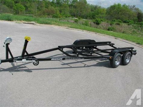 Used Boat Parts Kentucky by 2014 Hustler Sport Ski Boat Tandem Trailer Used Car