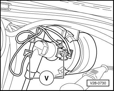 volkswagen workshop manuals gt golf mk1 gt power unit gt k jetronic ignition system gt ignition