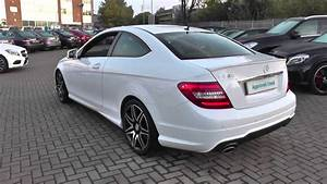 Mercedes Classe C220 : mercedes benz c class c220 cdi blueefficiency amg sport plus 2dr auto u22342 youtube ~ Maxctalentgroup.com Avis de Voitures