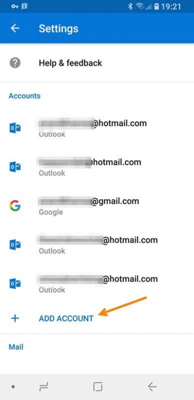 add office 365 to iphone how to add accounts in outlook app for android 2051